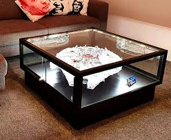 lego millennium falcon coffee table