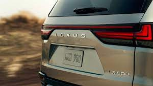 2022 Lexus LX 600 Debuts Today: See The Livestream