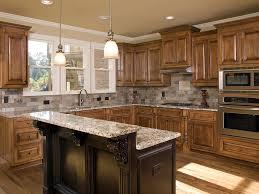 Magnificent Remodeling Kitchen Ideas Kitchen Countertop Backsplash Amazing Granite With Backsplash Remodelling