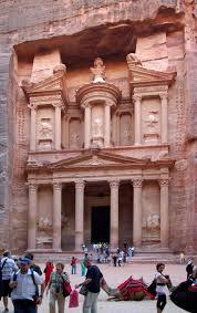 famous ancient architecture. Exellent Architecture Petra Jordan BW 21JPG Throughout Famous Ancient Architecture