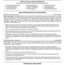 Sample Resume For Team Lead Position Sample Resume Of Call Center Team Leader New Sample Resume For