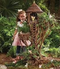 fairy garden house fairy tree houses