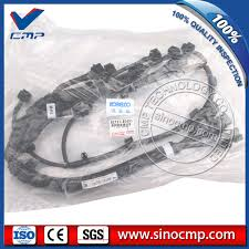 compare prices on engine wiring harness online shopping buy low kobelco sk330 8 sk350 8 excavator engine wiring harness 82121 e0301