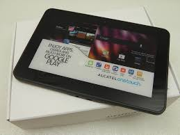 ALCATEL ONE TOUCH EVO 7 3G TANI TABLET ...