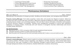 Sample Resume For Leasing Consultant Apartment Leasing Agent Resume Apartment Leasing Consultant Resume