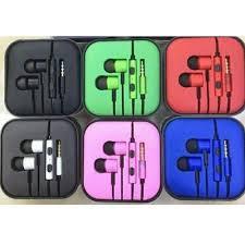 Plastic <b>Mi Piston Earphones</b>, Rs 80 /piece, Sai Telecom | ID ...