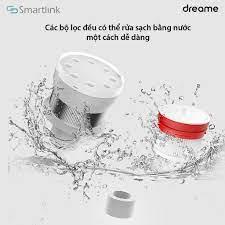 Máy Hút Bụi Cầm Tay Không Dây Đa Năng Xiaomi Dreame V9 - Hàng Chính Hãng -  Bảo Hành 12 tháng - Máy hút bụi