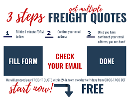 Freight Shipping Quote Unique Get Multiple Freight Shipping Quotes 48 Minute Freight Quote Form