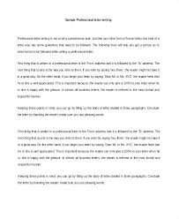 Formal Complaint Letter To Landlord Template Documentation