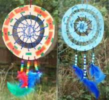 How Dream Catchers Are Made ideas100kids 53