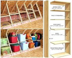 easy diy garage storage ceiling hoist shelves loft plans