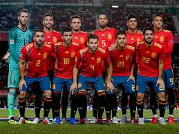 David de gea (1) 30: Spain Uefa Nations League Fixtures Squad Group Guide