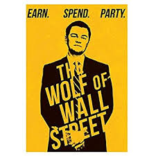Good Hope Wolf of Wall Street Rolled Poster for Room and Office (300 GSM  Matte Paper, 13 X 19-inch, Multicolour): Amazon.in: Home & Kitchen