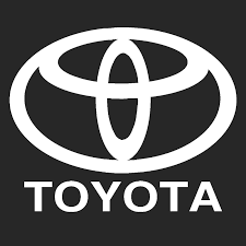 toyota logo white. Contemporary Logo Toyota Logo  And White