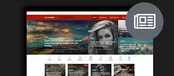 Wordpress Template Newspaper 50 Best Wordpress Newspaper Themes 2017