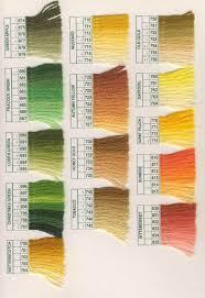 Paternayan Persian Yarn Color Chart Gittas Paternayan