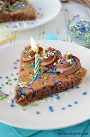 The Best Chocolate Chip Cookie Cake Recipe Kitchen Concoctions