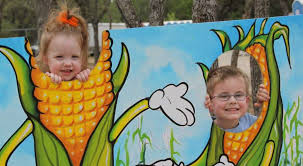 there will be plenty of fun activities for kids and lots of corn at the helotes