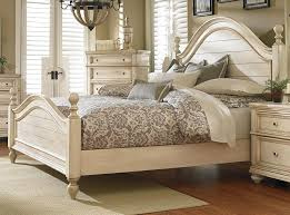 white queen bedroom sets. Rustic Antique White Queen Bed - Heritage Bedroom Sets
