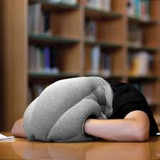 office naps. The Power Nap Head Pillow Office Naps