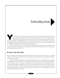 write better essays in minutes a day introduction 1 7