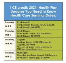 Shoreline insurance agency muskegon sihtnumber 49441. Free 2020 Health Care Seminars Format Options To Meet Your Needs With 3 Ce Or 1 Ce Choices Mda Programs