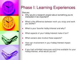 The Pursuit Of Passion A Research Project Ppt Download