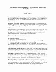 Resume And Cover Letter Writers Elegant Importance Cover Letter