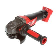 cordless grinder. milwaukee m18 fuel 18-volt lithium-ion brushless cordless 4-1/2 grinder g