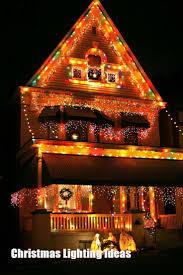 C9 Christmas Lights Christmas Lighting Creative Ideas Christmas House Lights