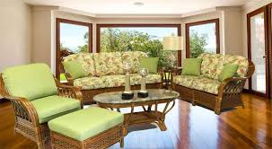 Wicker sunroom furniture Interior Coconut Beach Seating Kozy Kingdom Wicker Patio Furniture Furniture Sets And Wicker Chairs