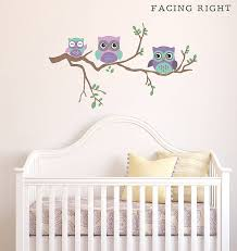 Small Picture childrens wall sticker owl by oakdene designs