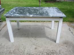 Kitchen Table Granite Adventures In Building A Dining Table