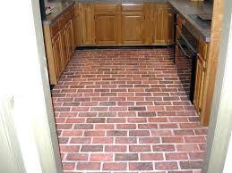 brick pavers flooring for kitchen kitchen brick tile floors brick tile flooring or on rustic kitchen brick pavers flooring