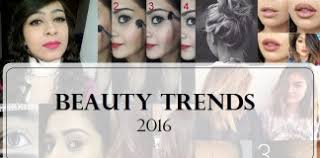 10 best beauty makeup and hair trends 2016