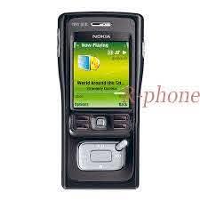 Original Nokia N91 8GB 4GB Mobile Phone ...