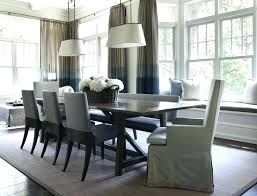 gray dining room chairs. White And Gray Dining Table With Grey Chairs Room L