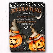 Amazon Com Halloween Party Invitations Costume Party Invites