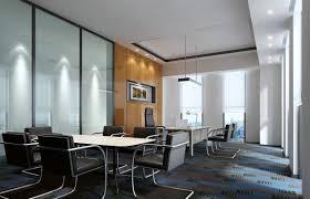 dbcloud office meeting room. Office Meeting Room. Plain Modern Room With Boss  Table 410 3d Model Dbcloud