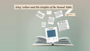 king arthur and his knights of the round table by block on prezi