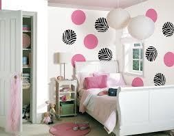 Kleine Mädchen Schlafzimmer Malen Ideen Weiß Grauen Farben Bedeckt