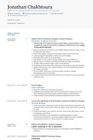 Chief Designer Resume Chief Engineer Sample Resume Download