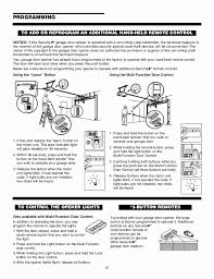 garage door emergency release broken awesome chamberlain garage door opener manual