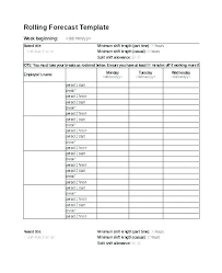 Weekly Timetable Planner Schedule Planner Template