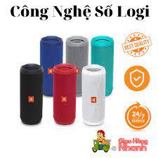 Loa Bluetooth JBL Flip 4 Âm Thanh Sống Động Hỗ Trợ Cắm Thẻ Nhớ,USB - Bảo  Hành 6 Tháng - Loa Bluetooth