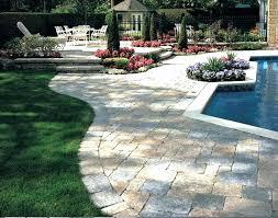 backyard patio cost estimate brick calculator patio designs with fire pit captivating concrete blocks brick limestone