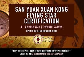 2020 Flying Star Feng Shui