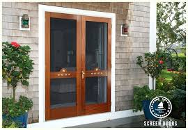 patio french doors with screens. Unique With Outswing French Door With Screen First Rate Doors Best Exterior  Org  For Patio French Doors With Screens N