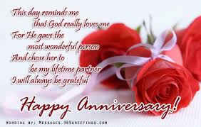anniversary messages for wife 365greetings com Wedding Anniversary Message anniversary messages for wife wedding anniversary messages for husband