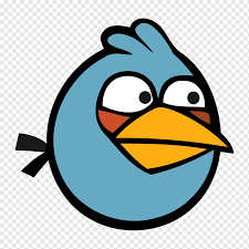Angry Birds Go!, blue bird, game, animals, bird png